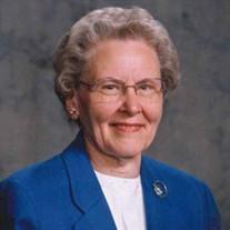 Marjorie Ann Wolf