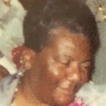 Margie Ann Florence Bachus Thompsom