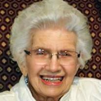Jeanette Ruth Zachau