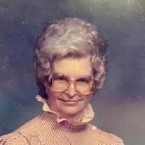 Mrs. Kitty Azalea Henderson
