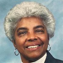 Mrs. Jeanne Wilson Woods