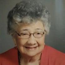 Mrs. Imogene Inman Burris