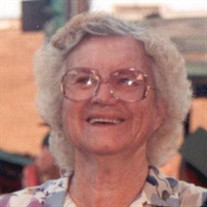Bettie Louise Anderton