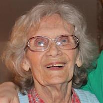 Margaret Josephine Wassenius