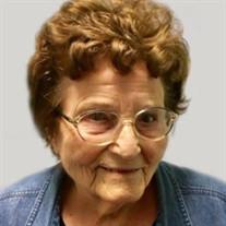 Evelyn Mae Mitchell