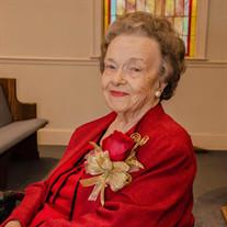 Mrs. Kathleen Peavy
