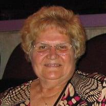 "Patricia ""Pat"" (nee Romanovich) Layhew"