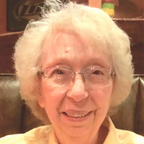 Mrs. Betty Bernice Tiegland