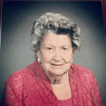 Mrs. Rebecca Jane Ferguson Tinker