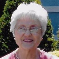 Esther Agnes Behme Fagerburg