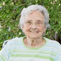 Gladys Faye Simbro