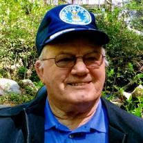 Mr. Dewey Garden Parker