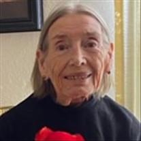 Violet June Parkhurst