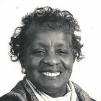 Mrs. Geraldine C. James