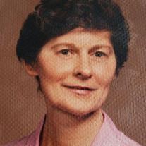 Joan Marie Emershaw Nickels