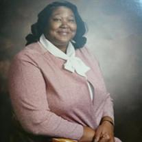 Mrs. Johnetta Williams-Mouton