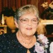Betty Jo Hurt