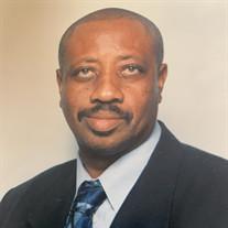 Deacon Carlton W. Holmes Sr.