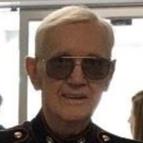 Sergeant Major Dennis L. James