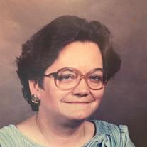 Mrs. Betty Sue Smith Cromer