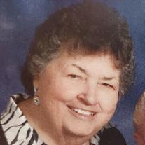 Mrs. Leota Lee Daniels