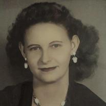 Eudora Mae Rathbun