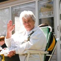 Mrs. Barbara Ann Brown