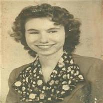 Mary Annette Noah