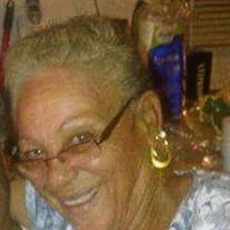Mrs. Joan Marie Johnson