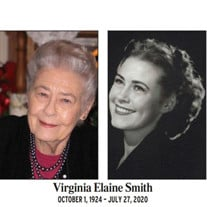 Virginia Elaine Smith