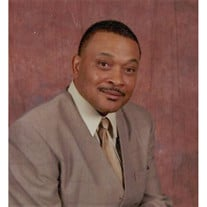 Rev. Larry Earl Moore