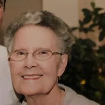 Velma Marie Credeur Sonnier