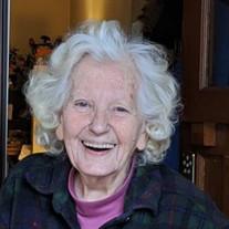 Mrs. Pamela Joyce Martin (nee Barrett)