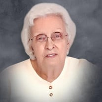 Mrs. Wilma Cleveland Temple