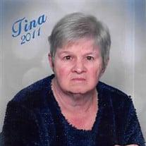 "Ernestine ""Tina"" Lynn Harvey"