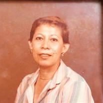 Margarita Olvera Gonzalez