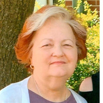 Mrs. Irene Carol Temple
