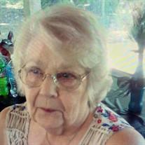Hazel Marie Ward Hamilton