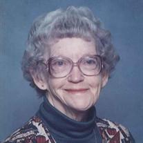 Irene V. Scheller