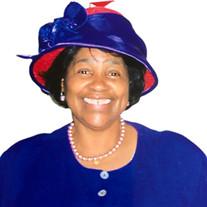 Sister Marcia W. Goodner