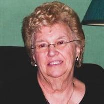 Elizabeth Jenkins (nee Gudgeon)