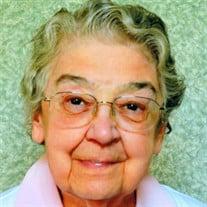 Sister Mary Clara Beall SSND
