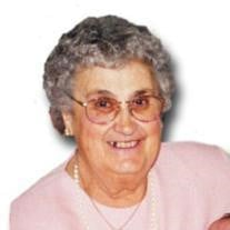 Mrs. Elizabeth Pearl Martel (Meloche)