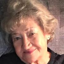 Patricia Evelyn Branum