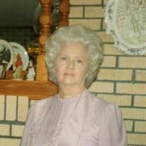 Flossie Jean Dearman