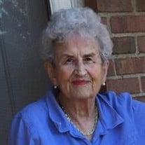 Margaret Yager Clark
