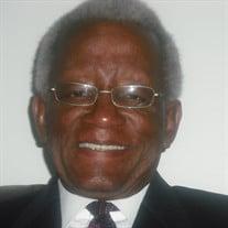 Rev Dr. Arthur Stroud Sr.