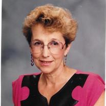 Martha Jane Thompson