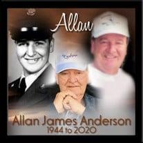 Allan James Anderson