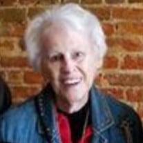 Doris Elizabeth Parker